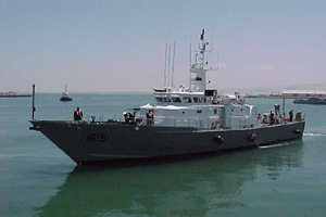 General Purpose Vessel Arica