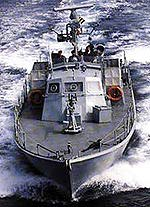 Coastal Patrol Ship Grumete David Campos