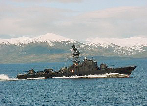 Missile Craft Angamos(4th)