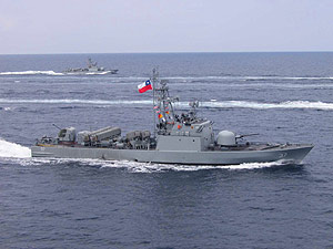 Missile Craft Teniente Orella (4th)