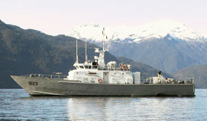 General Purpose Vessel Puerto Montt
