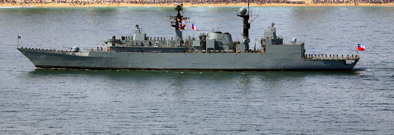 "FF-19 ""Almirante Williams"""